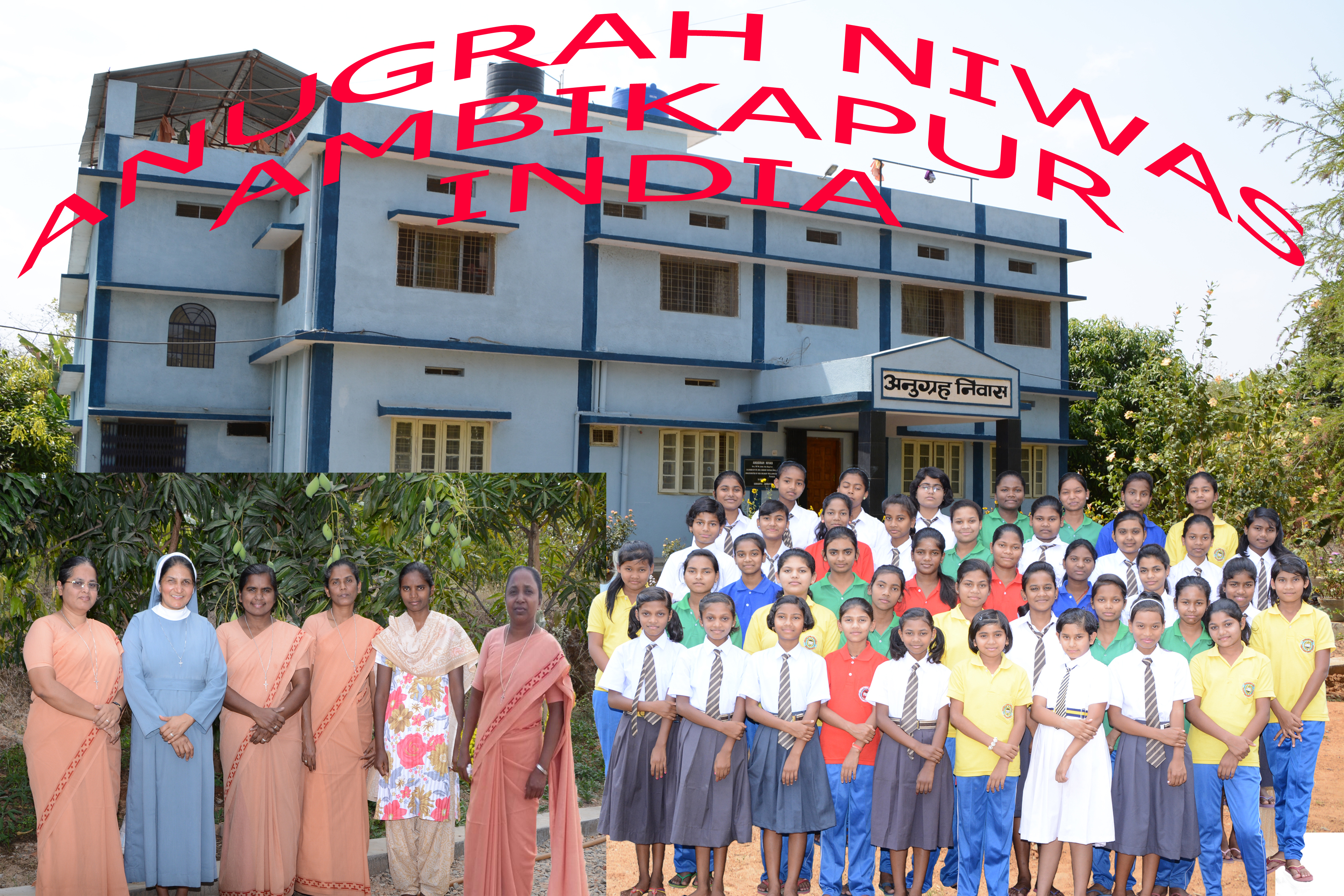 Anugrah Niwas- Education and Hostel
