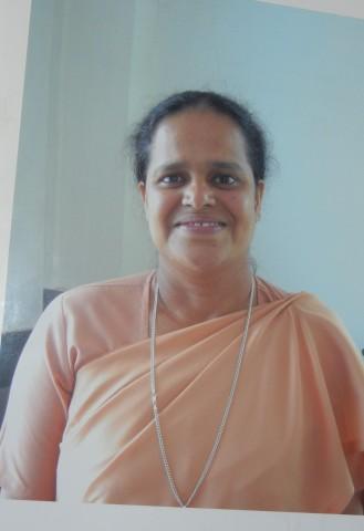 Sr. Annis Aikkaramattam (Batch-VIII)