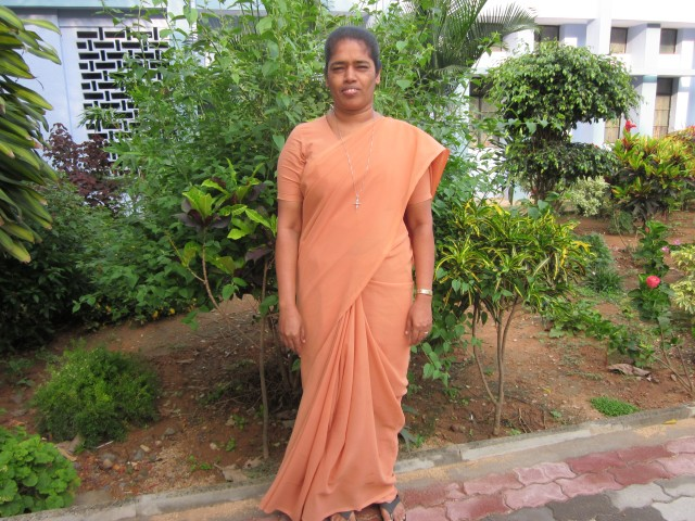 Sr. Irudaya Mary (Batch-X)