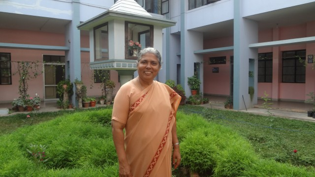 Sr. Alphonsa Jyothi (Batch-VI)