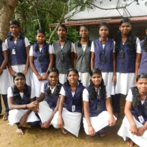 Thejas- High School students